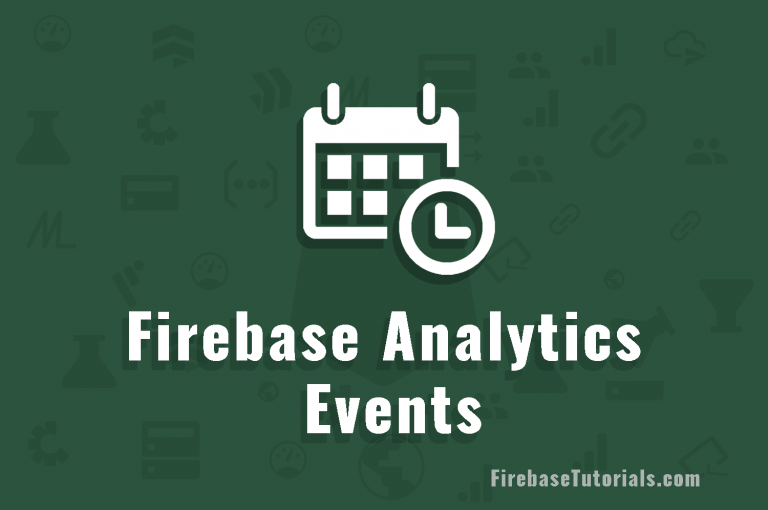 Firebase Analytics events in Android